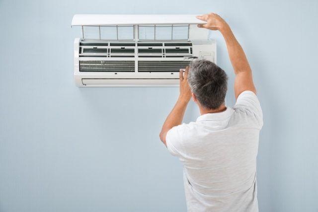 Como limpiar aire acondicionado