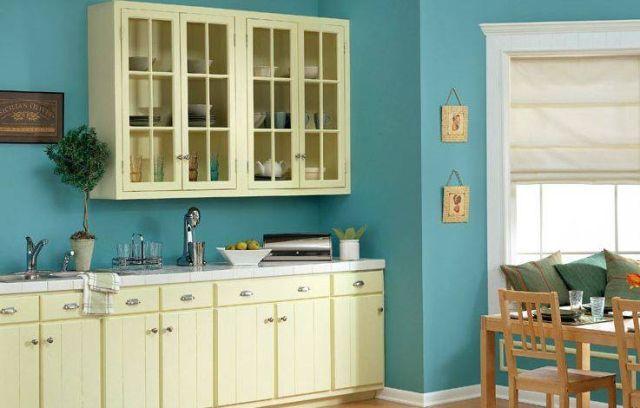 Pintar una cocina Pintar encimera cocina