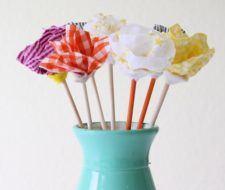 Consejos para los centros de mesa con flores for Borduras jardin bricomart