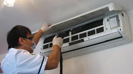 Como limpiar un aire acondicionado