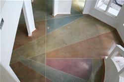 Cemento pulido - Como pulir un piso de cemento ...