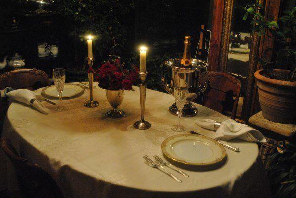C mo preparar una cena rom ntica decoraci n ideas diy y for Cenas romanticas en casa para dos