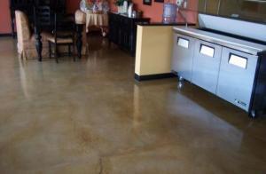 Cemento pulido - Como limpiar piso de cemento pulido ...