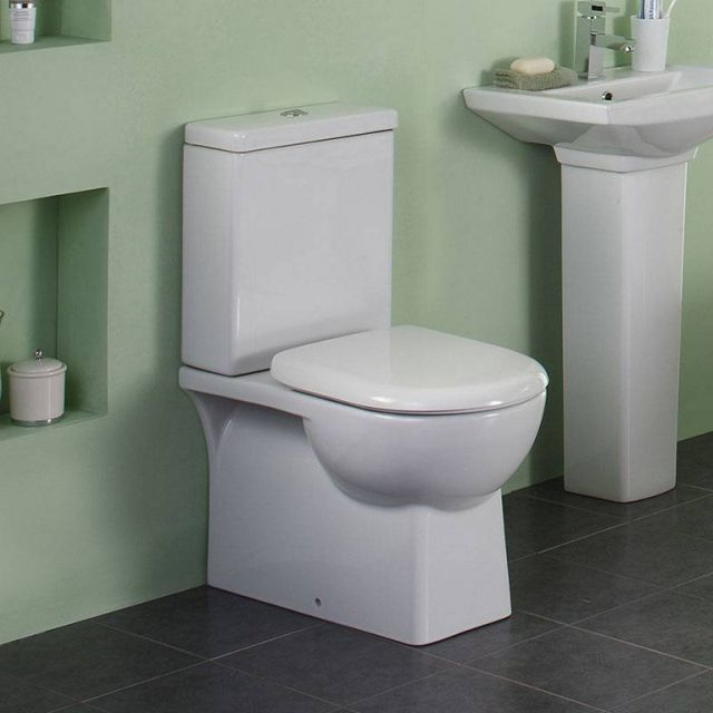 C mo arreglar una cisterna de ba o que est rota porque for Inodoro con cisterna