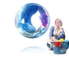 Eco-colada: lavado más eficaz y ecológico
