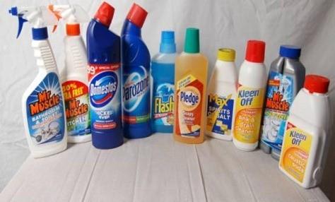 Fabrica tus propios productos de limpieza for Productos limpieza coche mercadona