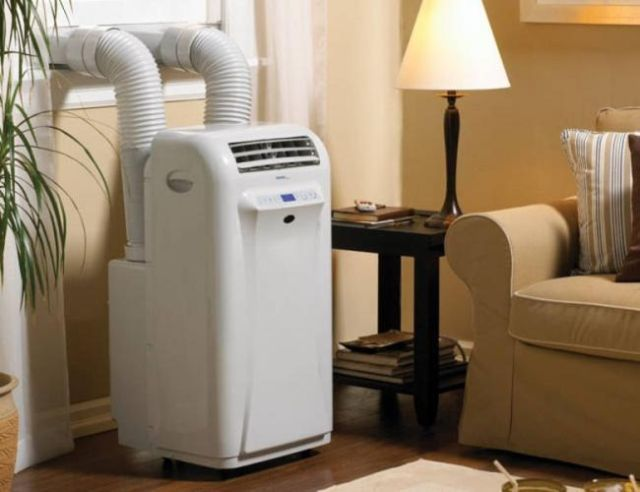 Aire acondicionado port til for Comparativa aire acondicionado portatil