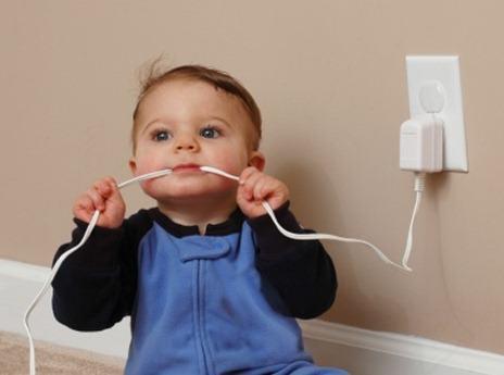 Como hacer la casa más segura para los niños
