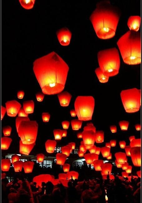 Cómo Hacer Lámparas De Papel Voladoras Espaciohogar Com