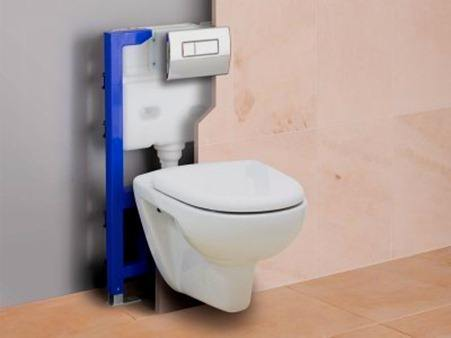 Cisternas empotradas una alternativa sin obra for Inodoros modernos
