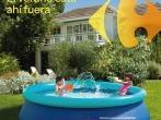 Catálogo de Piscinas Carrefour verano 2015. El verano más fresco