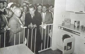 Las cocinas no han cambiado mucho desde los 60