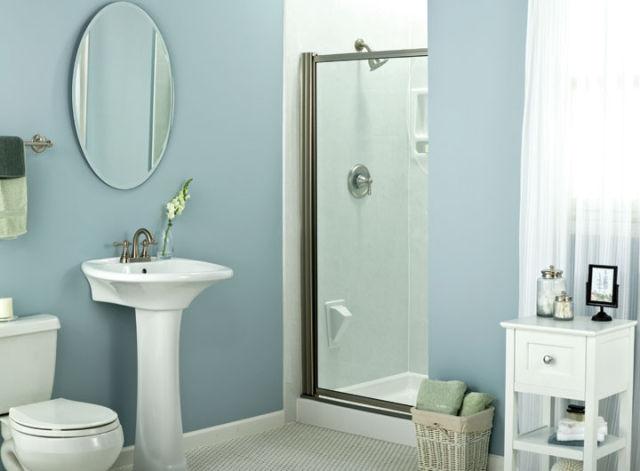 Ideas Para Decorar Un Baño Grande:decorar un baño pequeño para que de este modo se vea algo más