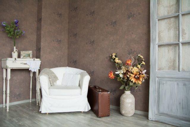 Decoracion vintage barata jarrones rincon dormitorio