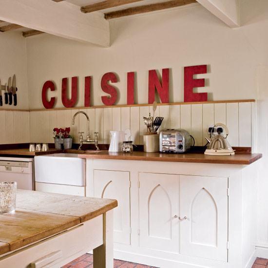 cocina francesa letras