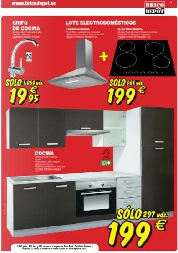 Casas cocinas mueble humidificador bionaire for Muebles cocina brico depot
