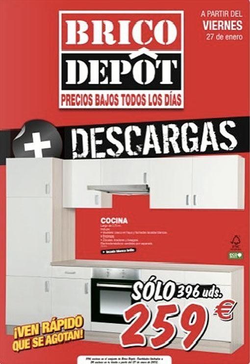 Cocinas Brico Depot