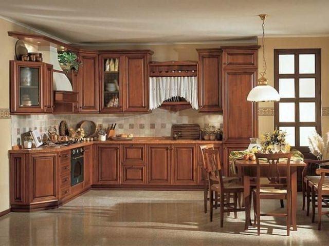 cocinas-de-lujo-de-madera