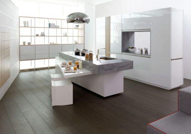 50 cocinas de lujo que os van a enamorar - Cocinas modernas italianas ...