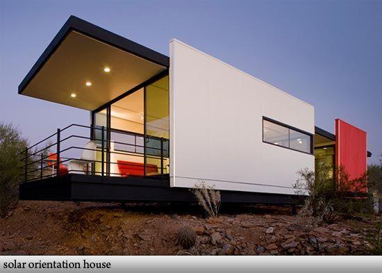 Cu l es la mejor orientaci n para tu casa - Cual es el mejor suelo para una casa ...