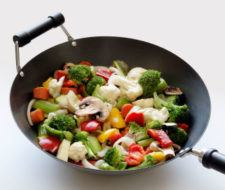 Cómo cocinar con Wok