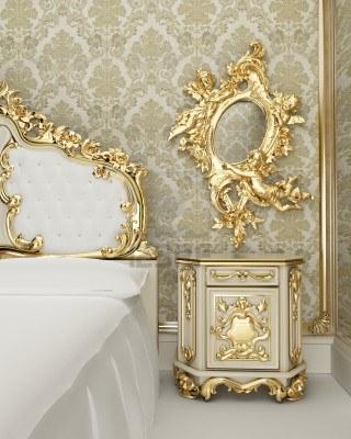 Dormitorios barrocos muebles y fotos - Muebles estilo barroco moderno ...