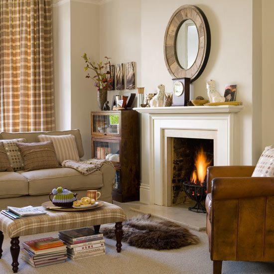 Decoracion de invierno ideas para decorar la casa en esta for Decoracion invierno