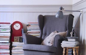 Catálogo Ikea 2013: El sillón Strandmon