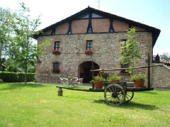 Casa rural 5 for Decoracion de casas rurales con encanto