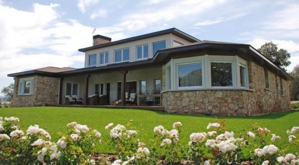 Casas canadienses a medida for Casas de madera canadienses
