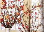 centros de mesa de flores secas