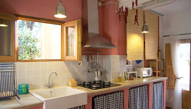 Cocina con encanto - Fotos casas rurales con encanto ...