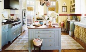 Decoracion en casas rurales con encanto para inspirarse - Cocinas casas rurales ...