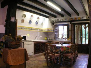 Cocina for Cocinas rurales