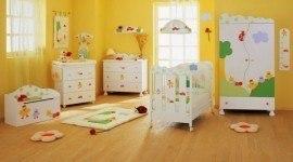 Como decorar un dormitorio de bebe de manera saludable