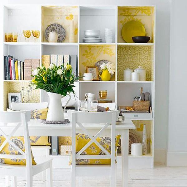 Ideas Para Decorar Estanterias Espaciohogarcom - Objetos-para-decorar-un-salon