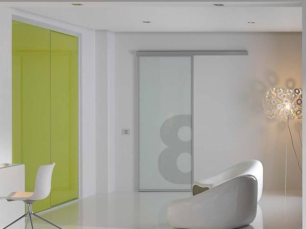 Puertas aluminio modernas - Puertas plegables bricomart ...