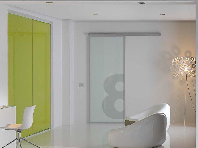 Puertas aluminio modernas decoraci n en espacio hogar for Puertas en aluminio modernas