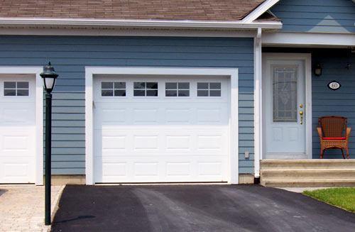 puertas de garaje - espaciohogar
