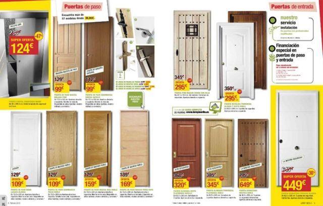 Puertas de leroy merlin - Interiores de armarios leroy merlin ...