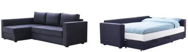 sofa cama ikea manstad. Black Bedroom Furniture Sets. Home Design Ideas