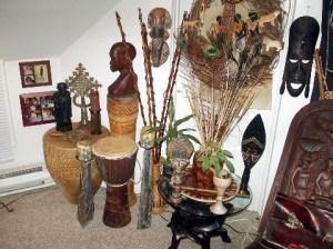 Decoraci n africana for Decoracion estilo africano