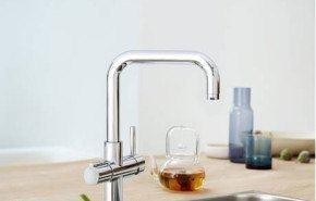 Grohe, grifos de cocina, baños y duchas
