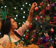 ¿Cómo decorar tu tienda de navidad?
