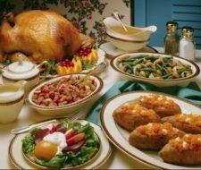 Día de Acción de Gracias 2012 ¿Cuando es?
