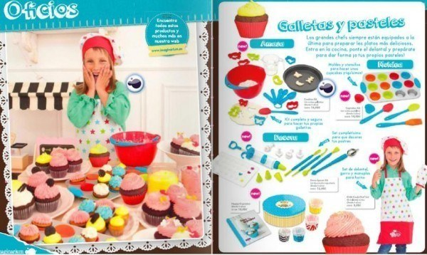 Cat logo imaginarium navidades 2016 for Cocina juguete imaginarium
