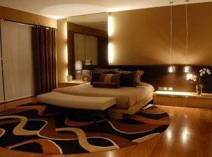 Decoraci n con alfombras modernas for Alfombras redondas modernas