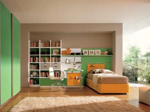 C mo ordenar un dormitorio adolescente - Ideas dormitorios juveniles ...