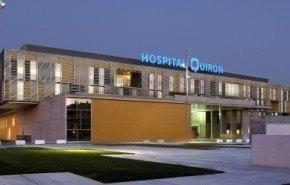 ¿Como son las habitaciones del hospital Quirón de Madrid?