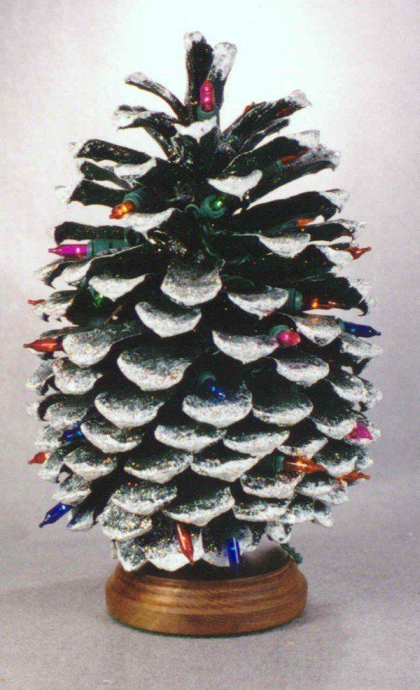 arbol-navidad--2013-decoracion-fotos-arbol-piñas